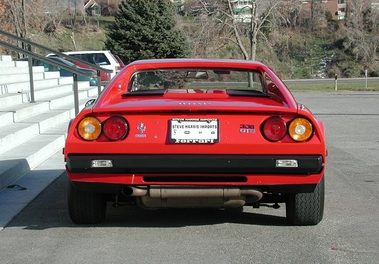 Incorrect tail lights