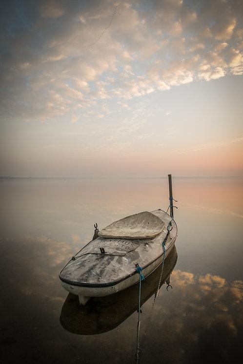 Morgenstund ved vandet