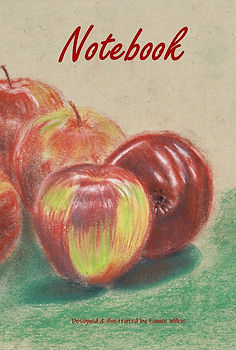 FRONT COVER-APPLES-5x8 COVER TEMPLATE fo