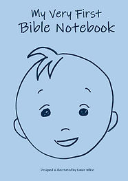 FRONT COVER-SMILE BABY BLUE - 6x9 COVER