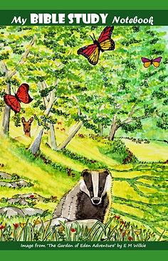 Badger from Garden of Eden Adventure - 5