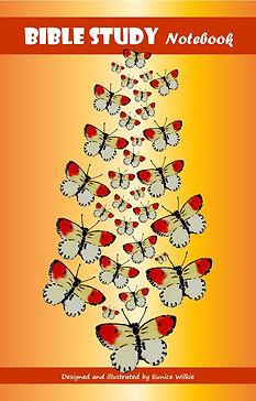 FRONT COVER-SUNSET BUTTERFLIES - 5.5x8.5