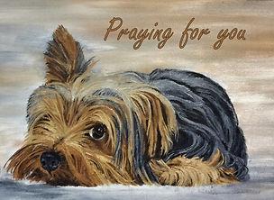 Yorkie Closer - Praying for You Card.jpg