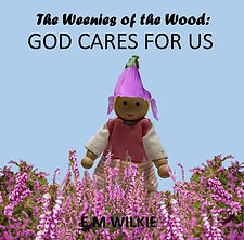FRONT COVER - NEW WEENIES GOD CARES COVE