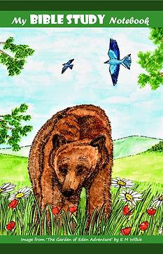 Bear from Garden of Eden Adventure - FRO