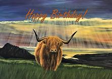 Basking in sunlight - birthday card.png