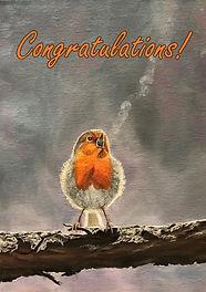 The Beauty of Birdsong - Congratulations