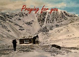 Scottish Mountains - Praying for You Car