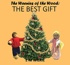 FRONT COVER - 5 NEW WEENIES BEST GIFT BO