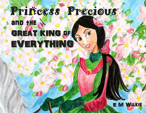 FRONT COVER FINAL PRINCESS PRECIOUS (1).