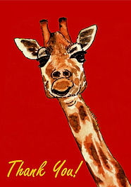 Giraffe - Thank You Card (red).jpg