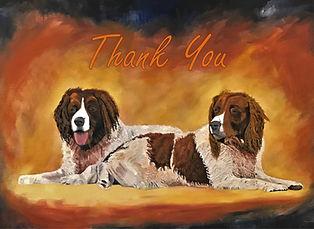Friendly Spaniel Thank You Card.jpg