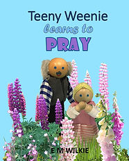 1 FRONT COVER Teeny Weenie & Prayer Book