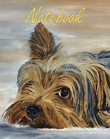 FRONT COVER-YORKSHIRE TERRIER -8x10 COVE