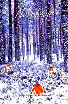 FRONT COVER-WINTER WONDERLAND-5x8 COVER