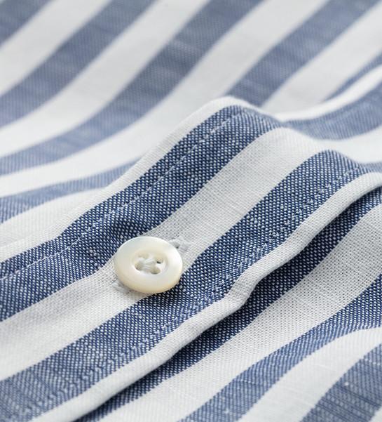 boutons chemise sur mesure