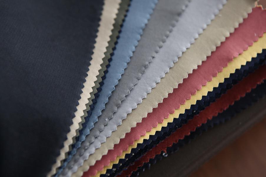 tissu coton chino sur mesure