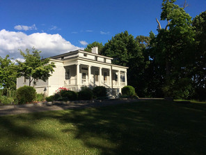 ~Rescheduled, Fall date TBD!~Tour of Hudson Valley Greek Revival architecture