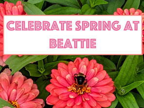 Celebrate Spring with Friends at Beattie!
