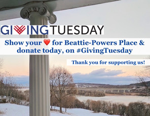 Support Beattie-Powers Place for #GivingTuesday