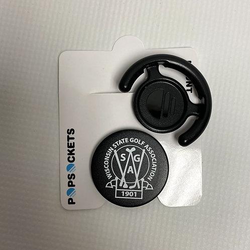 Pop Socket w/ Car Mount