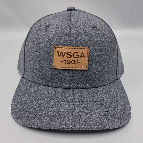 WSGA '1901' Leather Patch
