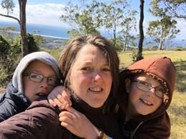 Heidi - a single mum opts for living in community