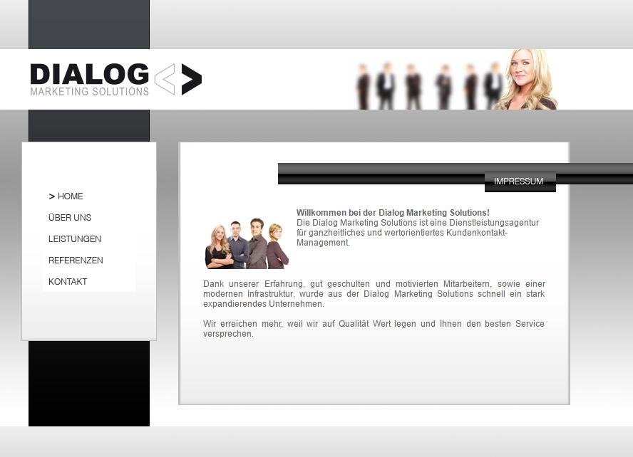 dialog web