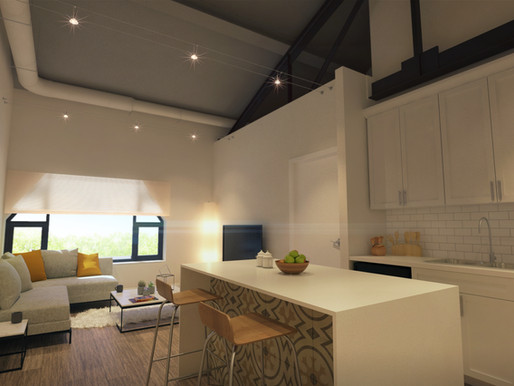 Exchange-Style Loft Living on the Academy Strip