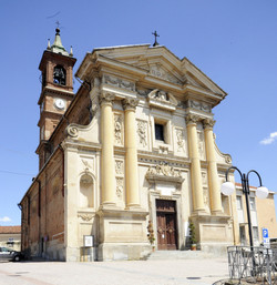 Chiesa dei SS. Eusebio e Elena