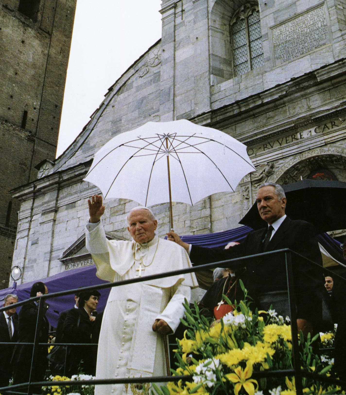 Duomo di Torino. Ostensione 1998