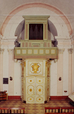 Chiesa dei SS. Bernardo e Brigida