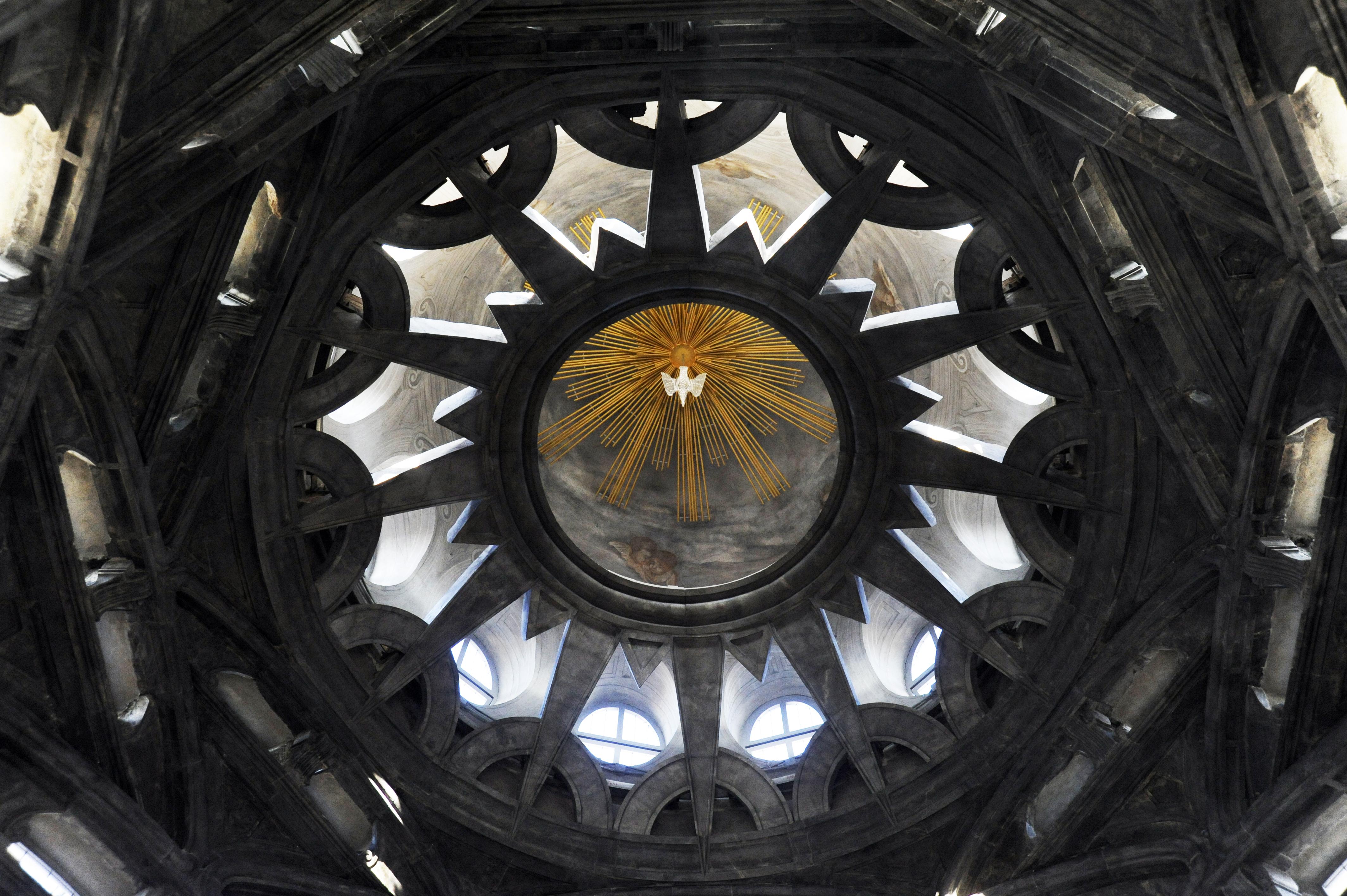 Cupolino cappella della Sindone