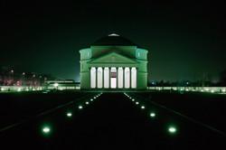 "Mausoleo della ""Bela Rosin"""