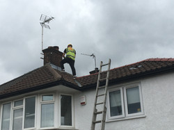 chimney re-pointing
