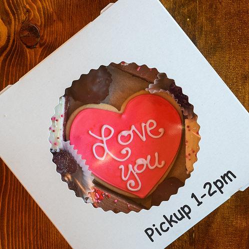 Valentine's Baking Box - Pickup Feb 13th 1-2pm