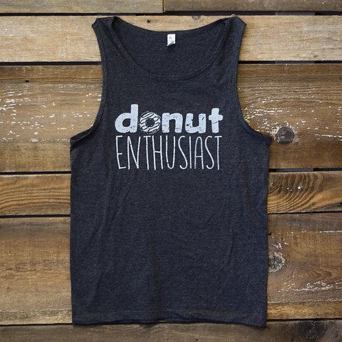 Donut Enthusiast Tank Top