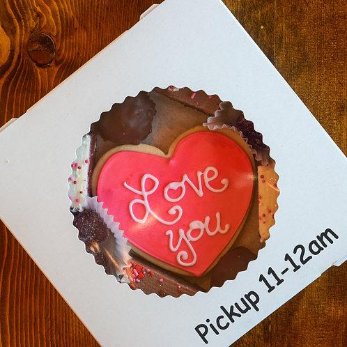 Valentine's Baking Box - Pickup Feb 13th 11-12am