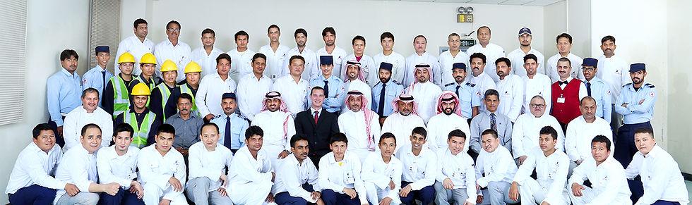 Gulf Mahmal employees
