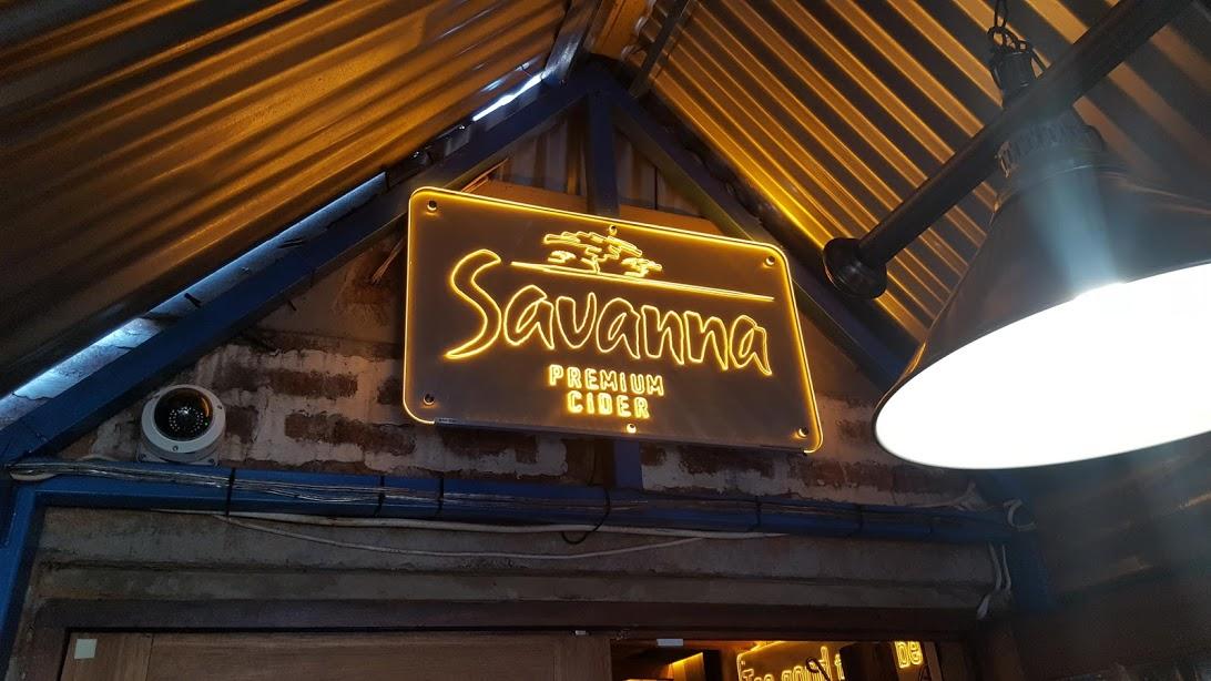 Savanna Entrance