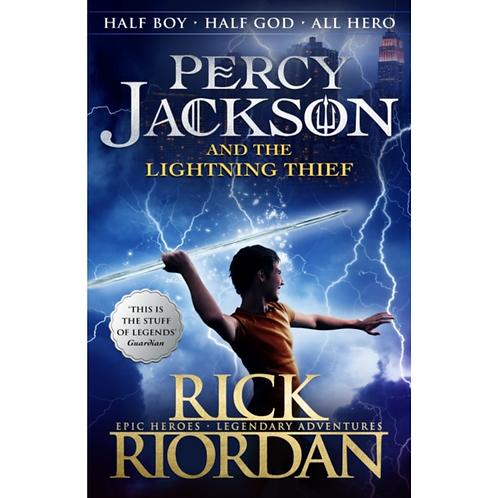 Percy Jackson & The Lightning Thief (Book 1) by Rick Riordan (Author)