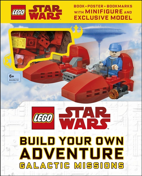 LEGO Star Wars Build Your Own Adventure Galactic Missions : With LEGO Star Wars