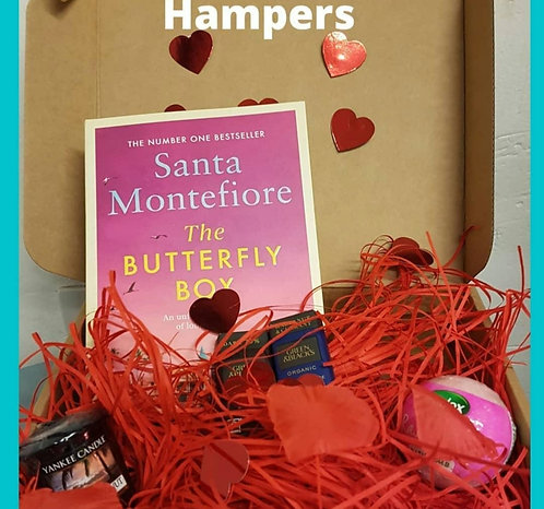 Mother's Day Paperback Book Hamper
