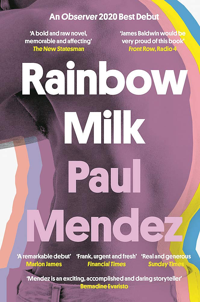 Order Rainbow Milk by Paul Mendez from The Book Nook.