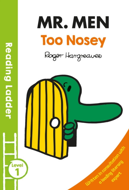 Mr Men: Too Nosey