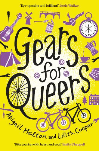 Order Gears for Queers by Abigail Melton and Lilith Cooper from The Book Nook.