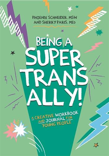 Order Being A Super Trans Ally! from The Book Nook.
