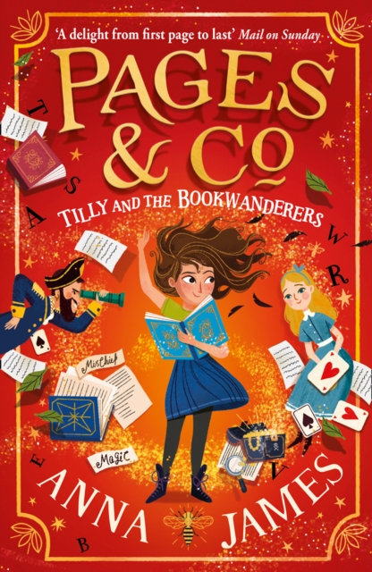 Pages & Co.: Tilly and the Bookwanderers : 1