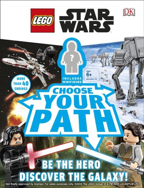 LEGO Star Wars Choose Your Path : Includes U-3PO Droid Minifigure