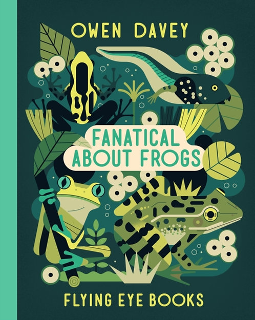 Fanatical About Frogs : 5